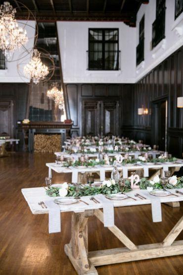 Featured Photographer: Scott Clark; wedding reception idea