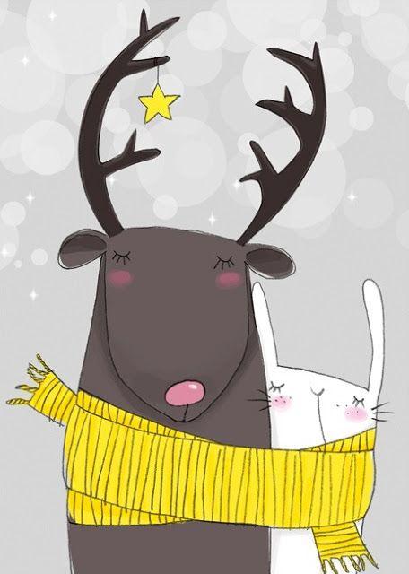 Illustration Noël - christmas
