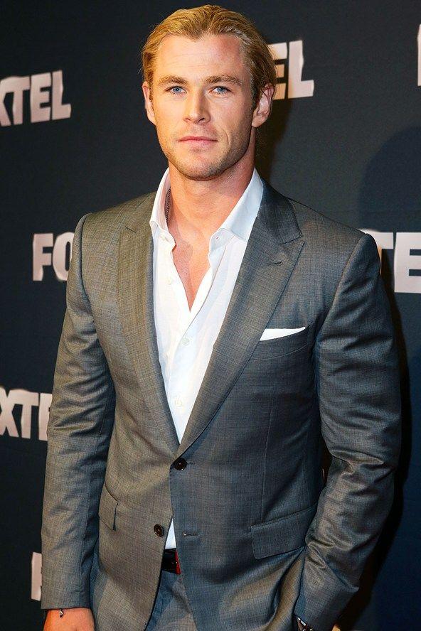 Chris Hemsworth  Age: 29