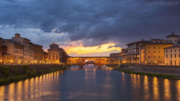 Ponte Vecchio - Firenze (IT) by Cédric Mayence