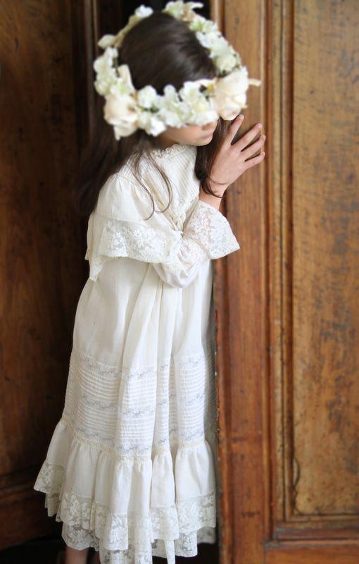 vestido-de-Comunion-Vintage-La-Mecedora