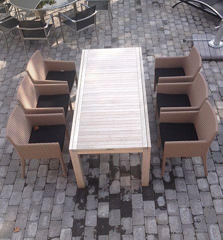 #outdoor #furniture #royalbotania #garden #lifeform.dk