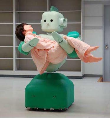 Νοσοκόμες ρομπότ αναλαμβάνουν δράση!           -            Η ΔΙΑΔΡΟΜΗ ®