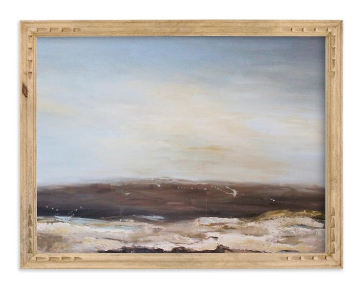"""Llano Winds"" - Art Print by Megan Kelley in beautiful frame options and a variety of sizes."