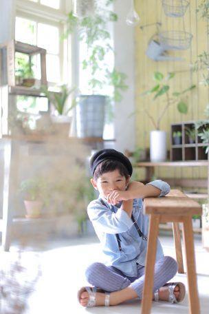 Studio photograph – 名古屋市千種区の写真館 スタジオノーブレム 赤ちゃん七五三
