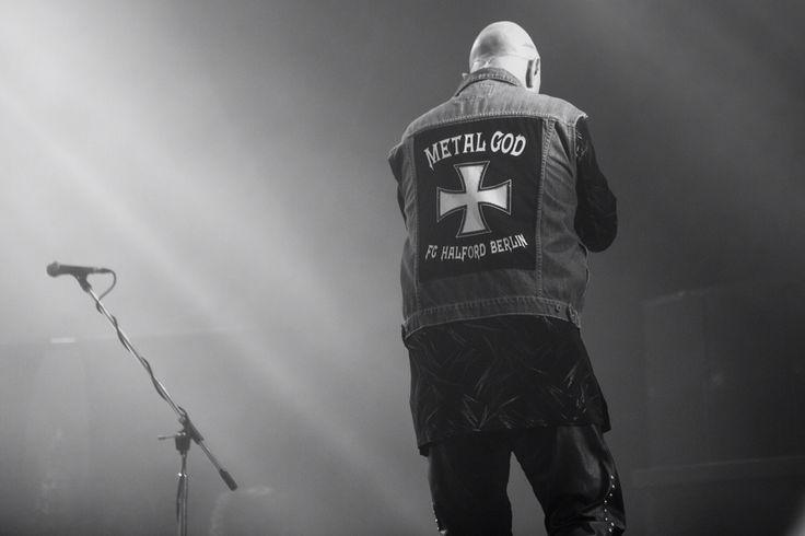 Judas Priest. Bob Halford. Live in Oslo. Norway.