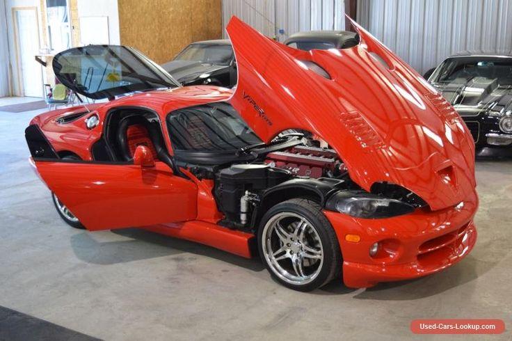 1999 Dodge Viper #dodge #viper #forsale #canada