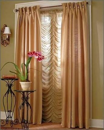 Resultado de imagem para como fazer pregas em cortinas