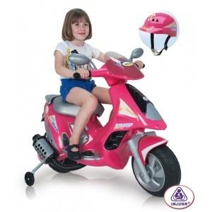 Moto para niña en http://www.tuverano.com/motos-electricas-infantiles/410-moto-para-nina.html