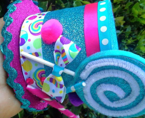 candyland hatCandy Land Dress