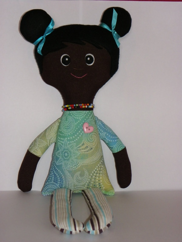 Suzi Sue Cocoa Cherry doll
