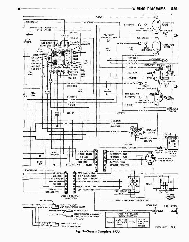 Winnebago Wiring Diagrams Diagram, Trailer wiring