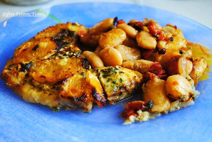 Σίγουρα θα έχετε καταλάβει πως έχω μια ιδιαίτερη αδυναμία στα όσπρια , τα μαγειρεύω αρκετά συχνά , είναι πολύ ωφέλιμα για τον οργανισμό μας και πολύ νόστιμα. Το σημερινό μου φαγητό είναι ένα καταπληκτικό πιάτο , πολύ υγιεινό και ιδιαίτερο , δικό σας! Υλικά : 1 κιλό φιλέτο ψαριού ( σολομό , ξιφία , κ.τ.λ.)…