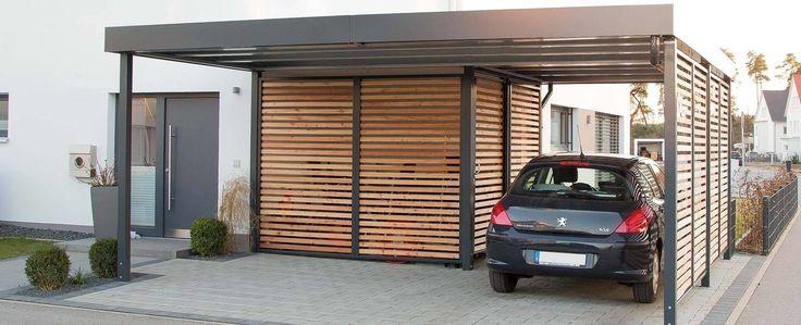 best 25 modern garage ideas on pinterest. Black Bedroom Furniture Sets. Home Design Ideas