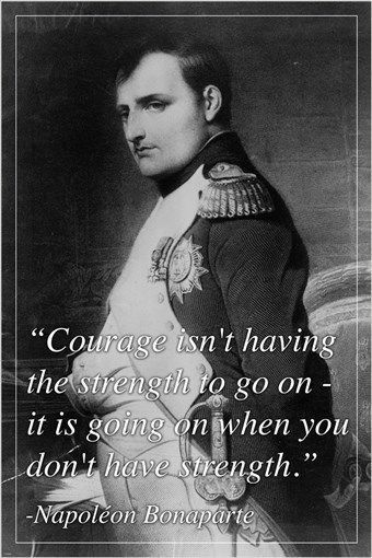 NAPOLEON BONAPARTE french military leader MOTIVATIONAL QUOTE POSTER 24X36 Brand New. 24x36 inches. Will ship in a tube. - Multiple item purchases are combined the next day and get a discount for domes