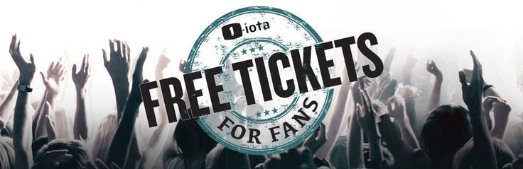 1iota - Free Tickets For Fans