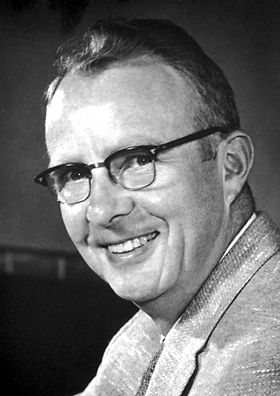 "Luis Walter Alvarez (1911-1988), American experimental physicist and inventor. ""for his decisive contributions to elementary particle physics, in particular the discovery of a large number of resonance states, made possible through his development of the technique of using hydrogen bubble chamber and data analysis"""