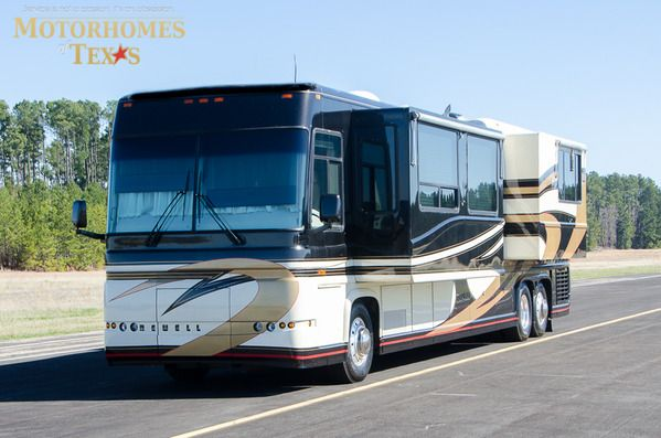 2000 Newell Coach 45 39 C1668 For Sale Premium Luxury Class A Motorhome Newell Coaches