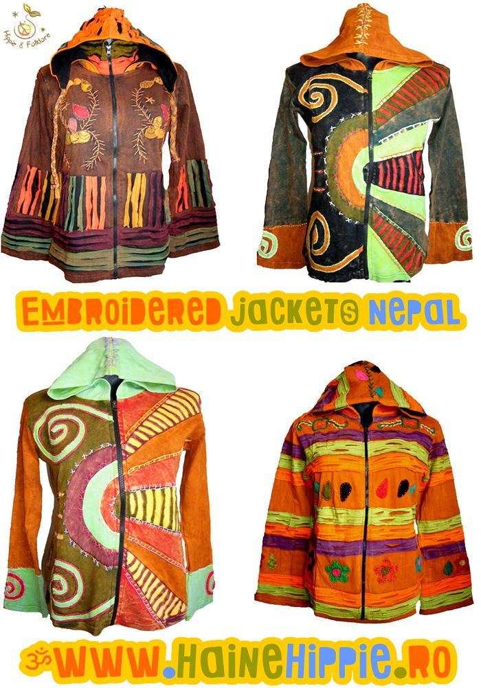 Jachete si hanorace vii pentru o primavara speciala.  ✿ www.hainehippie.ro/64-hanorace-pulovere-poncho ✿ Transport GRATIS la 2 produse:haine,şaluri,genţi ✿ Livrare în 24h! ✿ www.facebook.com/hainehippie