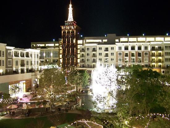 The Americana at Brand (outdoor mall) - Glendale, CA