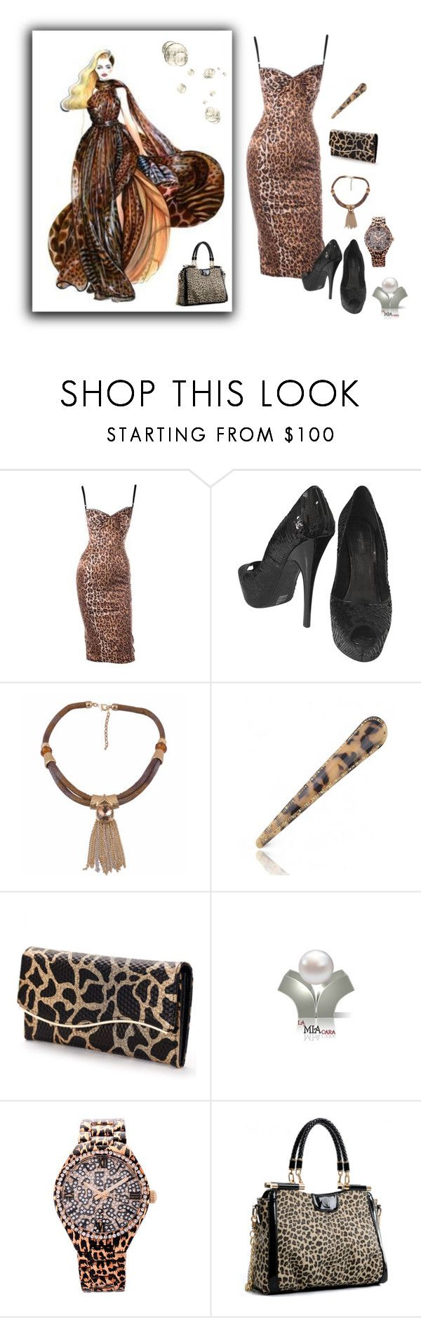 """""""She's an animal"""" by freida-adams ❤ liked on Polyvore featuring Disney, Louis Vuitton, Capelli New York, jewelry, watches, accessories, animalprint and handbags"""