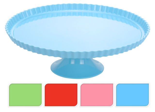 Very Pretty Large Plastic Cake Stand Cup Cake Stand Cake Decorating Cake Plate