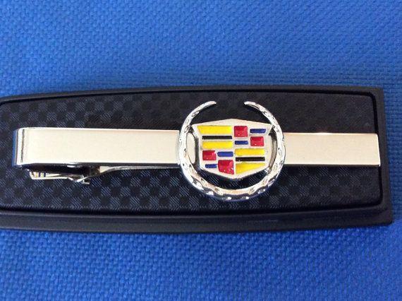 Cadillac Tie Clip~Automotive Tie Clip