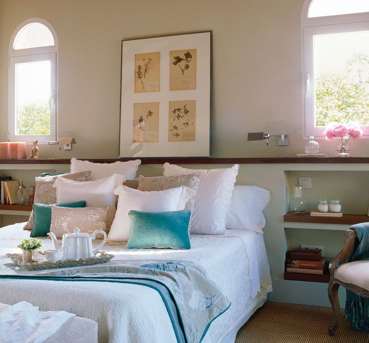 Dream Master Bedroom Romantic French Country