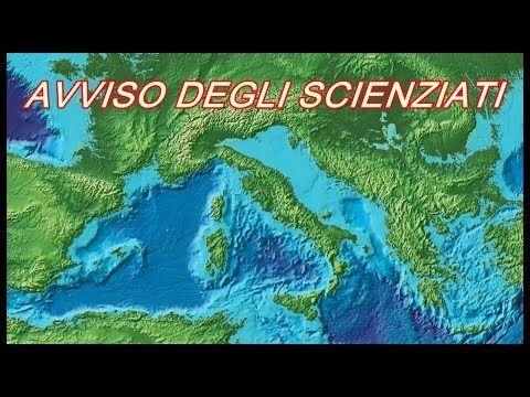 Previsto terremoto catastrofico che colpirà l'Italia - YouTube