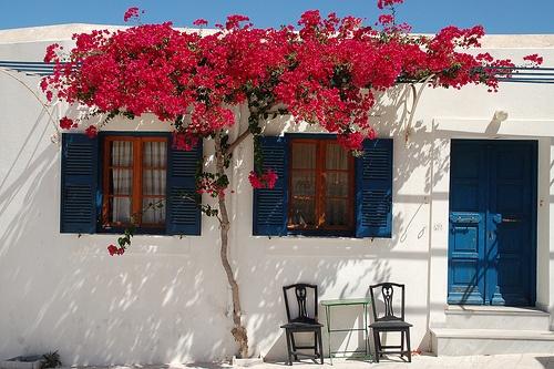 My dream Greek island home :)