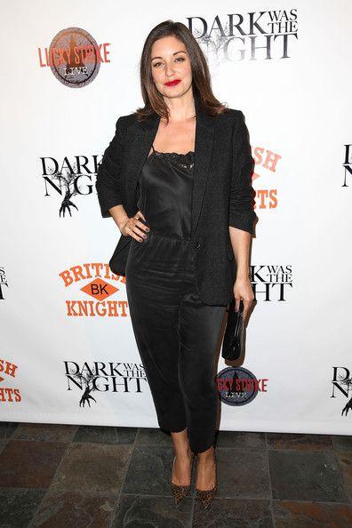 Bianca Kajlich Photos - 'Dark Was the Night' Premiere Party - Zimbio