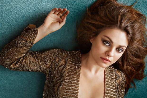 Mila Kunis July cover girl