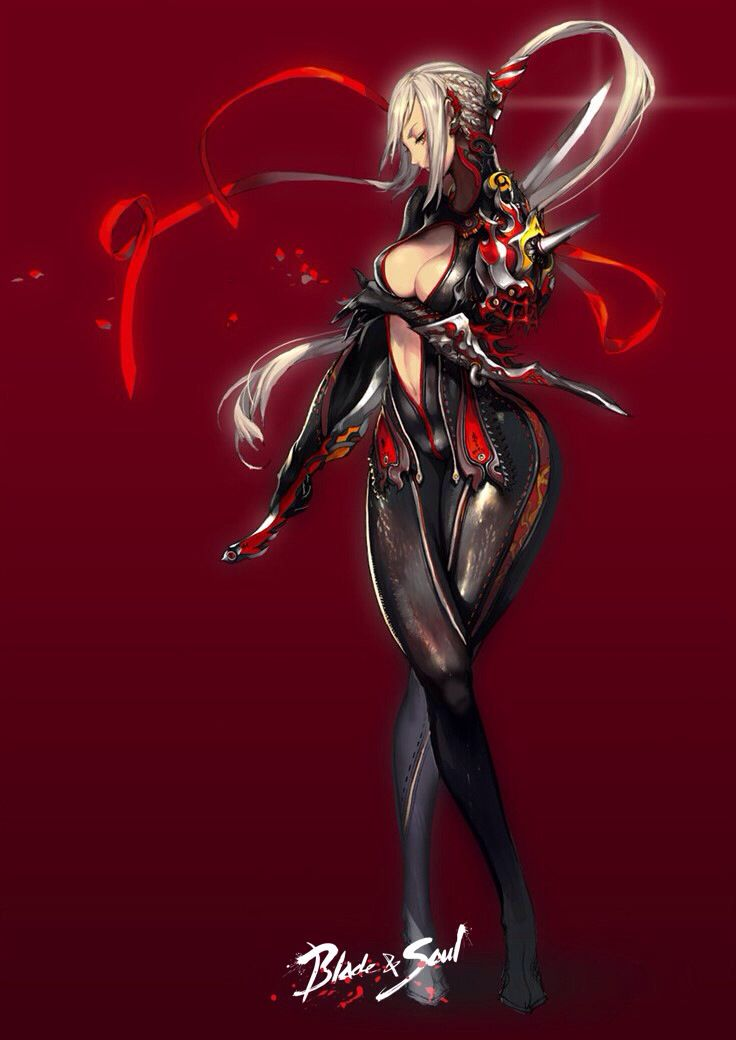 Blade N Soul Anime Characters : Best anime images on pinterest girls hot
