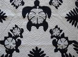 Hawaiian Quilt -