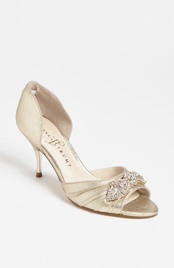Ivanka Trump 'Nanci' Sandal (Online Only) available at #Nordstrom