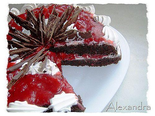 Νηστίσιμη τούρτα