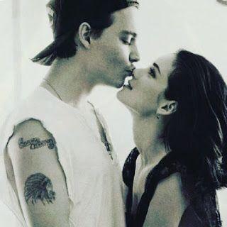 海外セレブニュース&ファッションスナップ: 【ジョニー・デップ】元婚約者ウィノナ・ライダーがジョニーのDVを「想像できない」と擁護!