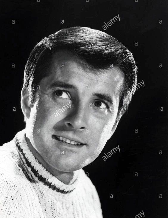Press photo of a young Lyle Waggoner, circa mid 1960's.