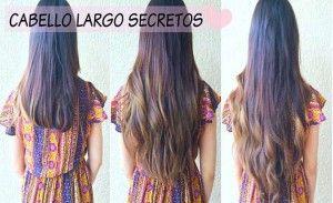 Cómo hacer crecer el cabello más rapido