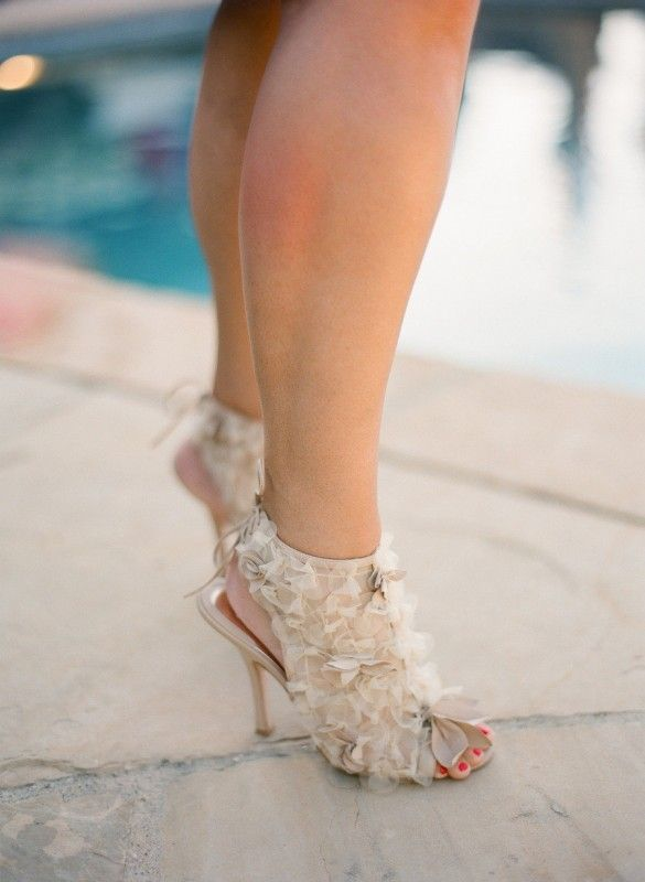 Oh Yes I Will Take These Wedding Shoes