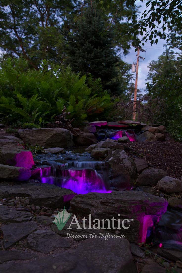 1000 images about Pond free Waterfalls on Pinterest Backyards