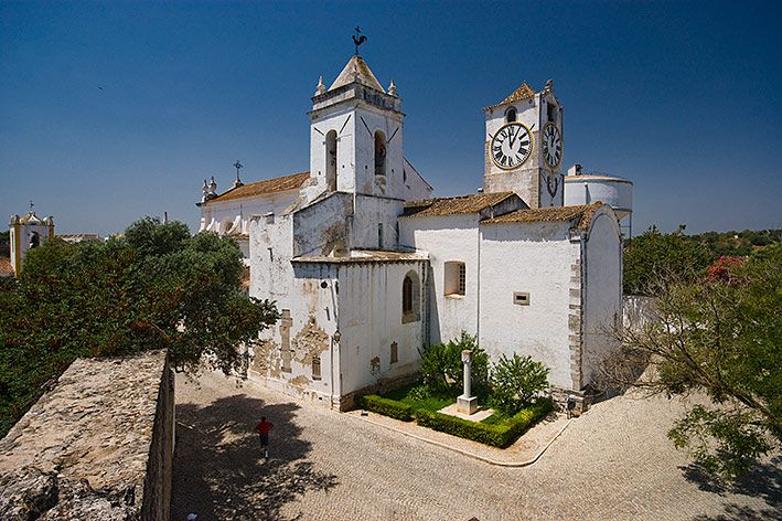 'Santa Maria' Church in Tavira