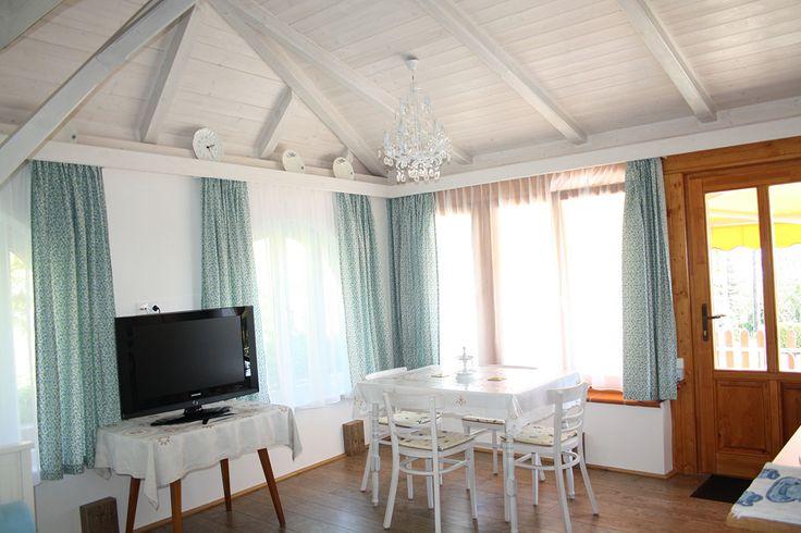 Nefelejcs apartman, nappali. Badacsony - Lake Balaton - Hungary