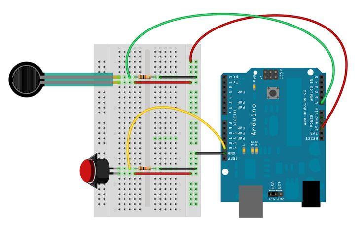 Arduino pressure sensor  #arduino #sketch #pressure