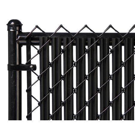 Slat Depot™ Black 6ft Ridged Slat for Chain Link Fence - Walmart.com