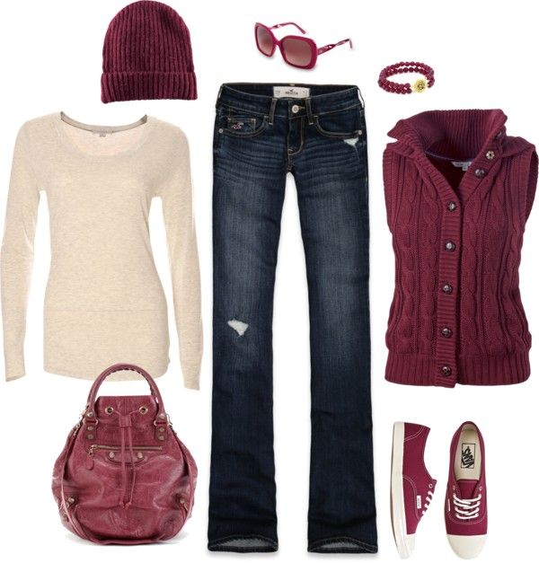 """""""Fall Outfit"""" by masilly1 on Polyvore"""