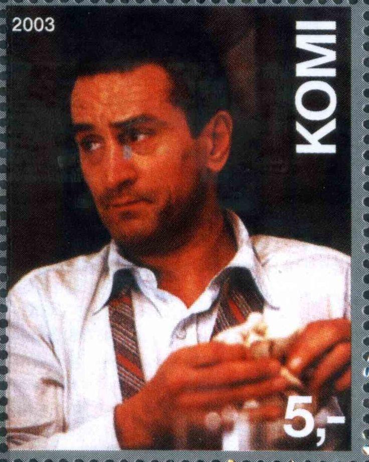 Stamp: Actors (Cinderellas) (Komi, Russia) Col:KM 2003-03/1