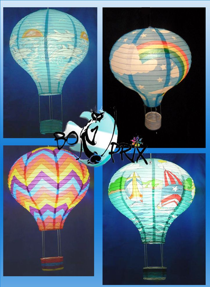 17 best images about tematica globo aerostatico on - Globos para decorar ...