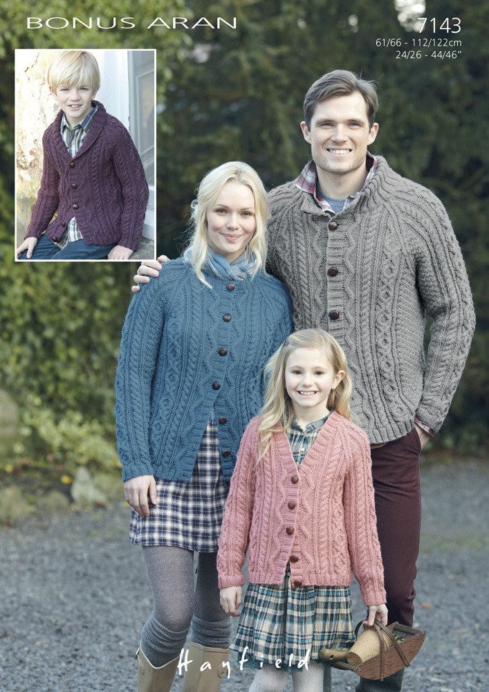 73 best famliy knits images on Pinterest | Knitting patterns ...