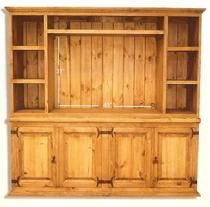 25 best ideas about rustic entertainment centers on for Home depot sister companies